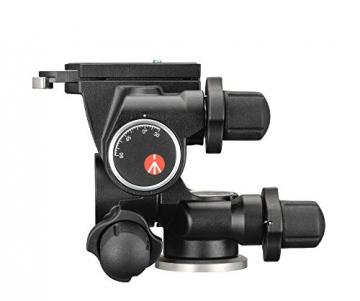 Manfrotto MA 410 Getriebeneiger Junior (90-105 Grad Winkelauswahl) schwarz - 3