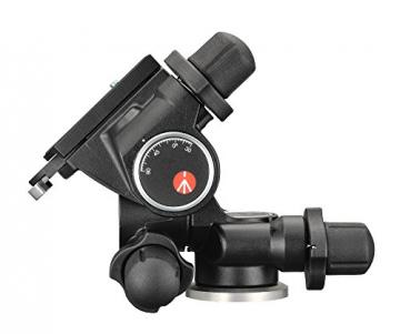 Manfrotto MA 410 Getriebeneiger Junior (90-105 Grad Winkelauswahl) schwarz - 5
