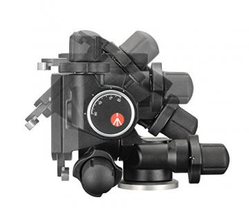 Manfrotto MA 410 Getriebeneiger Junior (90-105 Grad Winkelauswahl) schwarz - 7