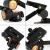 TARION® Q80 Drei-Wege-Neiger Stativ-Kopf Zwei Kipphebel Panorama + Schnellwechselplatte für DSLR Kamera Dreibeinstativ Einbeinstativ - 4