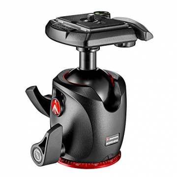 Manfrotto MHXPRO-BHQ2 XPRO Magnesium Kugelkopf mit 200 PL Platte - 1