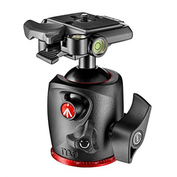 Manfrotto MHXPRO-BHQ2 XPRO Magnesium Kugelkopf mit 200 PL Platte - 2