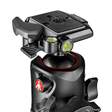 Manfrotto MHXPRO-BHQ2 XPRO Magnesium Kugelkopf mit 200 PL Platte - 4