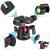 Neewer Kamera Video Stativ Kugelkopf 360 Grad drehbar Panorama Kugelkopf mit 1/4 Zoll Schnellwechselplatte Teller - 4